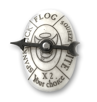 Flog / Squeeze Spin Pin