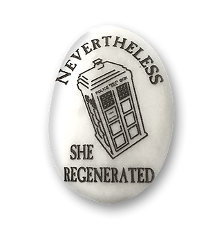 Nevertheless, She Regenerated