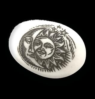 Moon, Sun, and the Stars