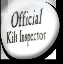 Official Kilt Inspector