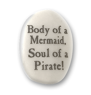 Body of a Mermaid, Soul of a Pirate