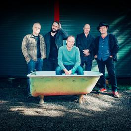 Colin Steele Quintet. Photo Archie MacFerson