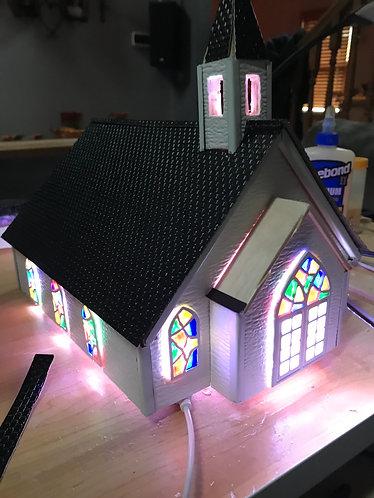 CHURCH MODEL