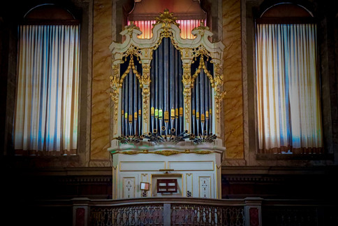 Coro Igreja