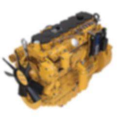 motore cat acert c7
