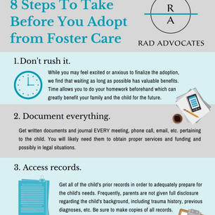 8 Steps To Take Before You Adopt from Foster Care