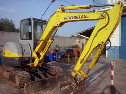 New Holland E50.2 SR