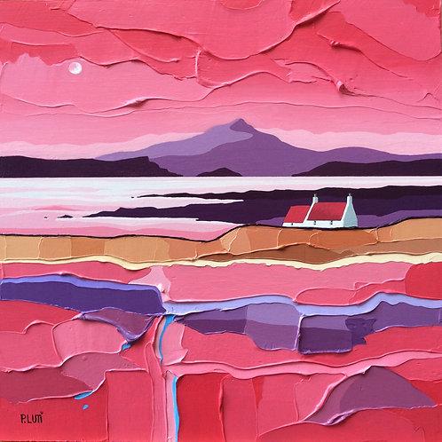 Peter Luti - Pink Skies - SOLD