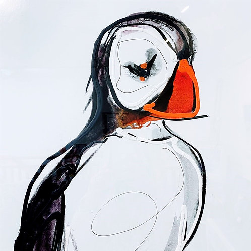 Penelope Timmis - Peter Puffin