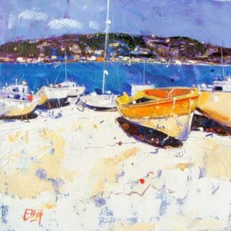 Ian Elliot - La Barca Amarilla