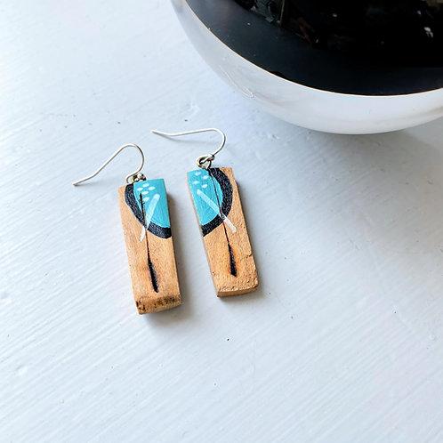 Morag Lloyds - Driftwood Earrings