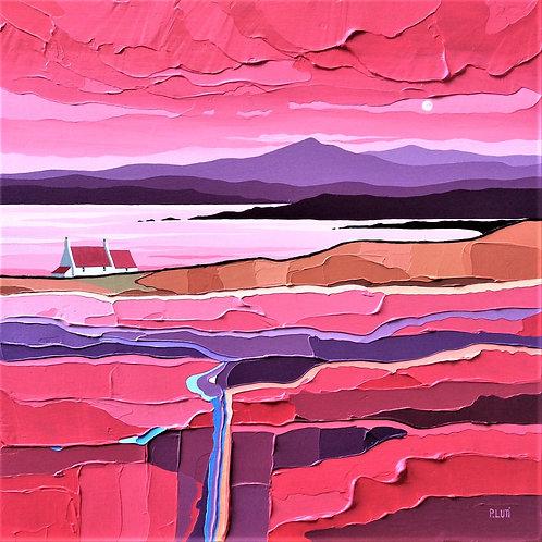 Peter Luti - Dark Hills Red - SOLD