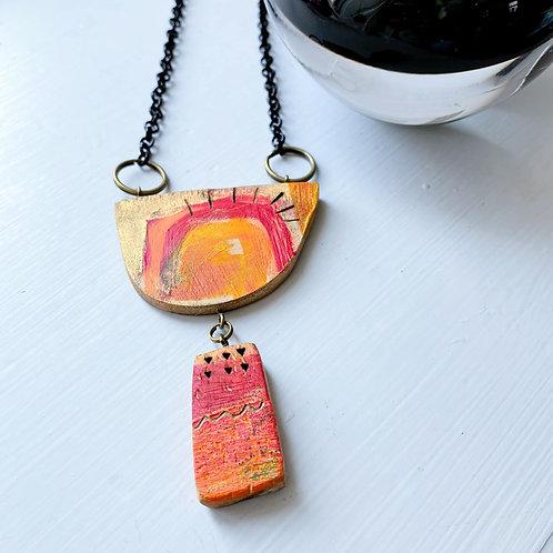 Morag Lloyds - Driftwood Necklace