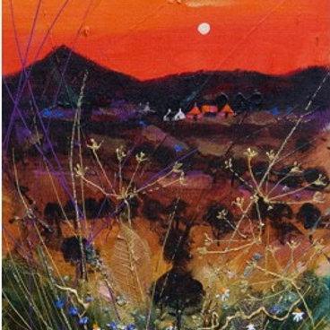 Deborah Phillips - Black Mountain Dusk