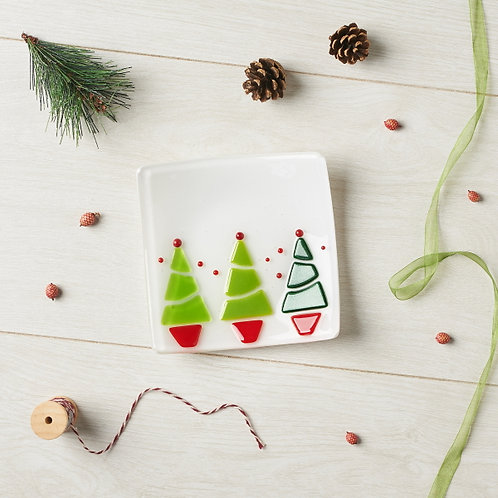 Ann Maitland - Christmas Tree Small Dish