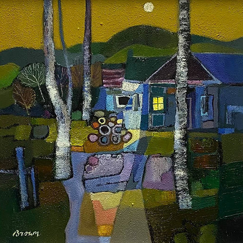 Davy Brown - The Woodman's Cottage