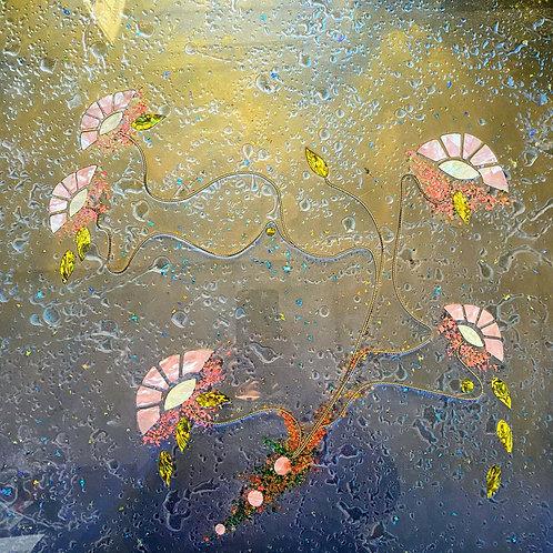 Robert Ryan Glass - A Scottish Bouquet