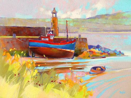 Jim Wylie - Low Tide Port Logan