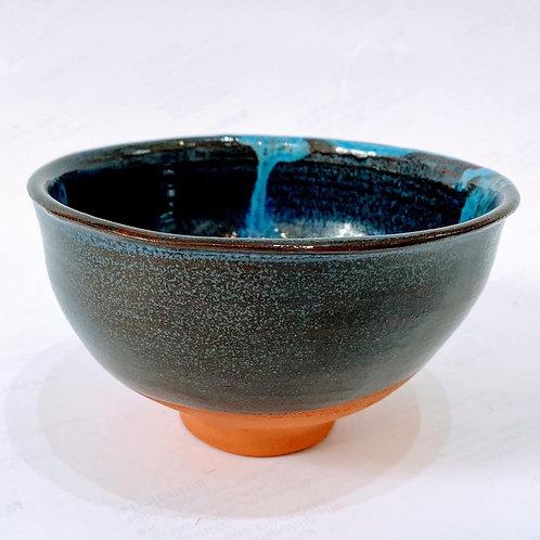 Cindy McLoughlin - Earthy Blue Cereal Bowl