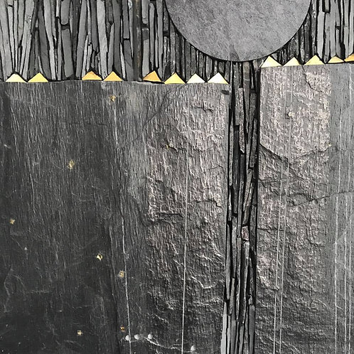 Dugald MacInnes - Slate Mosaic Third Age SOLD