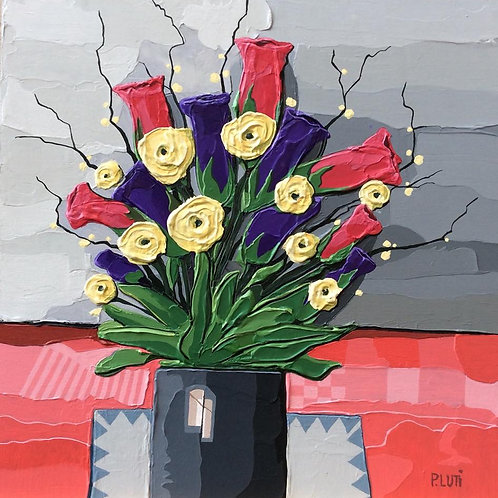 Peter Luti - Mixed Flowers