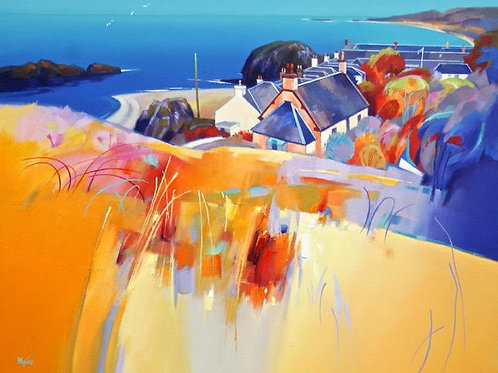 Jim Wylie - Above Dunure