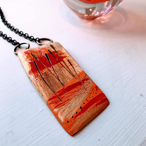Morag Lloyds - Driftwood Necklace
