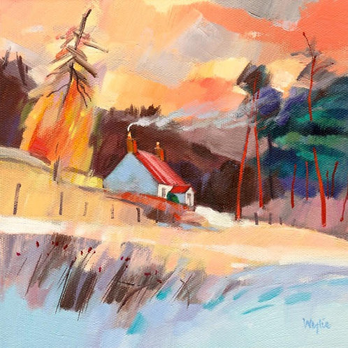 Jim Wylie - Dee Valley Cottage - SOLD