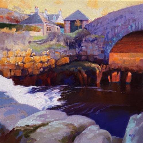 Jim Wylie - Bridge at Blackwaterfoot