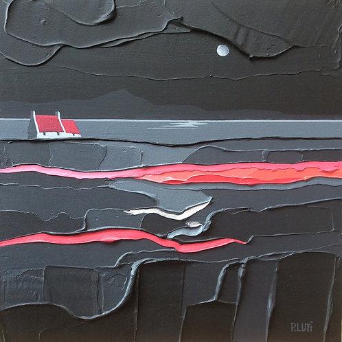 Peter Luti - Crimson Band - SOLD