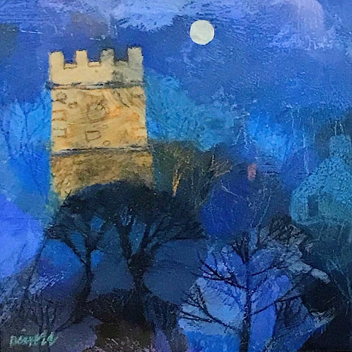 George Birrell - Church Tower