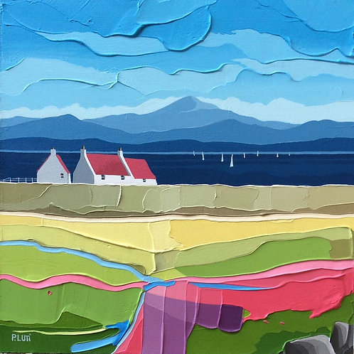 Peter Luti - Sails on the Firth