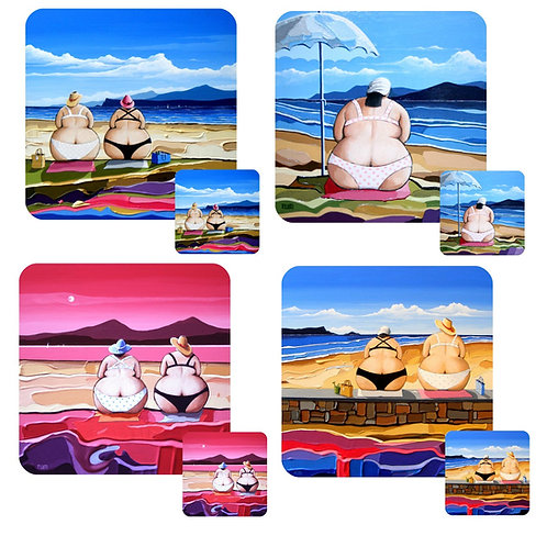 Peter Luti Placemats - Set of 4