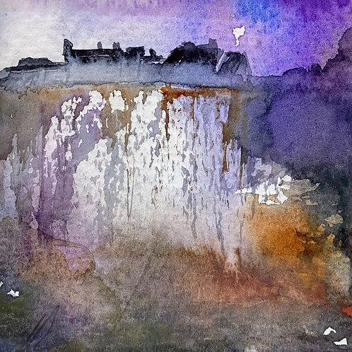 Sue Lowe Miniature - Stirling Castle
