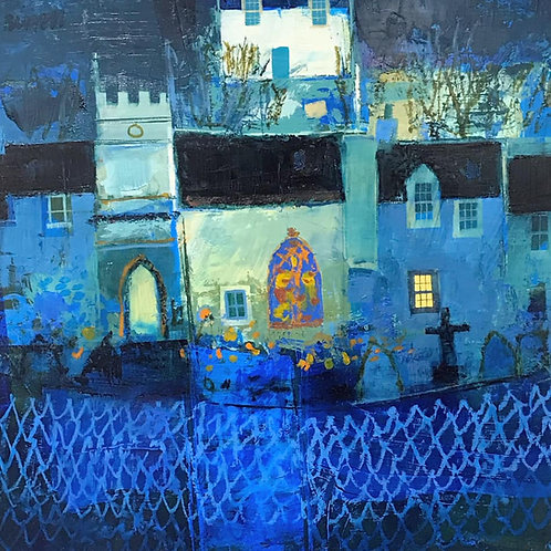George Birrell - Harbour Churchyard