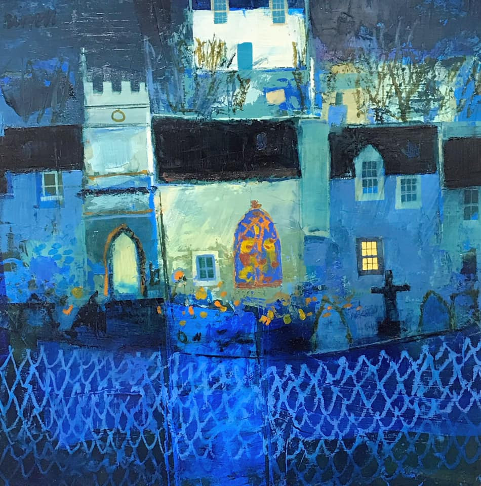 George Birrell, Contemporary Scottish Art at Galleria Luti