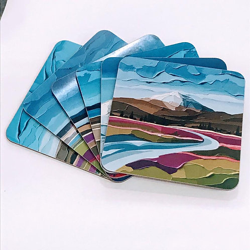 Peter Luti Placemats - Set of 6