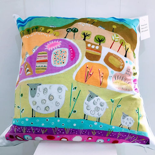 Morag Lloyds - Cushion