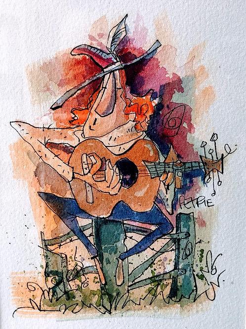 Brian Petrie - Fence Post Blues