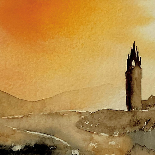 Sue Lowe - Wallace Monument