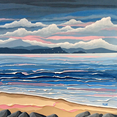 Peter Luti - Clear View Across the Firth
