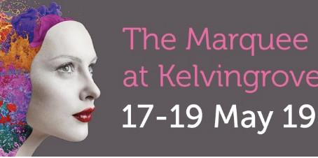 Glasgow Contemporary Art Fair at the Kelvingrove