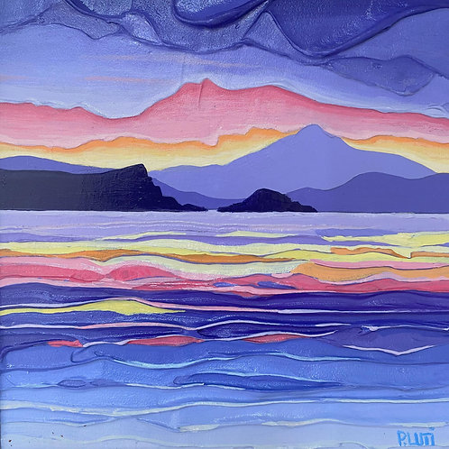 Peter Luti - Evening Reflection