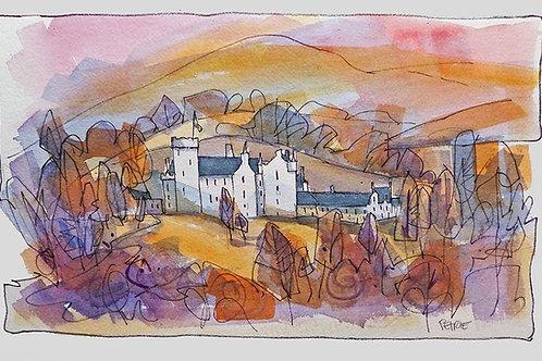 Brian Petrie - Blair Castle
