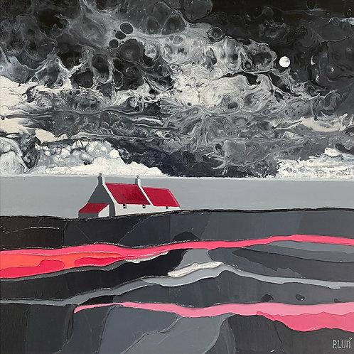 Peter Luti - Ribbons of Red
