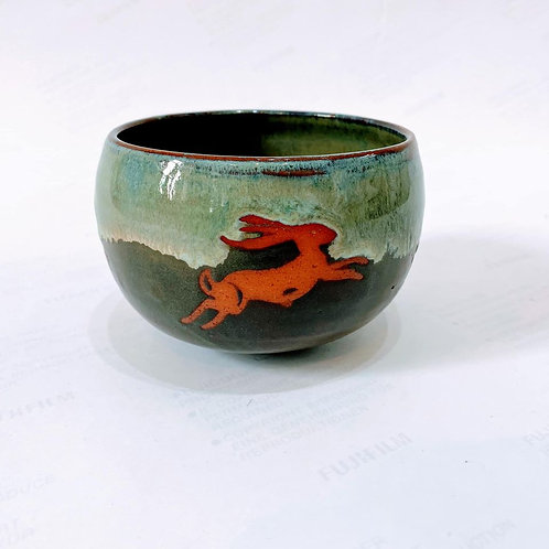 Cindy McLoughlin - Wee Rabbit Bowl