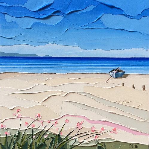 Peter Luti - Flowering Beach