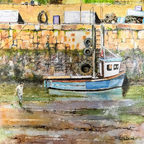 Jack McAllister Brown - Low Tide Crail