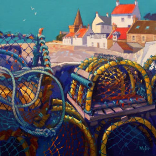 Jim Wylie - St Monan's Creels