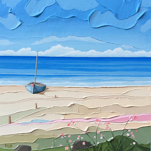 Peter Luti - Sea Bindwood in the Dunes